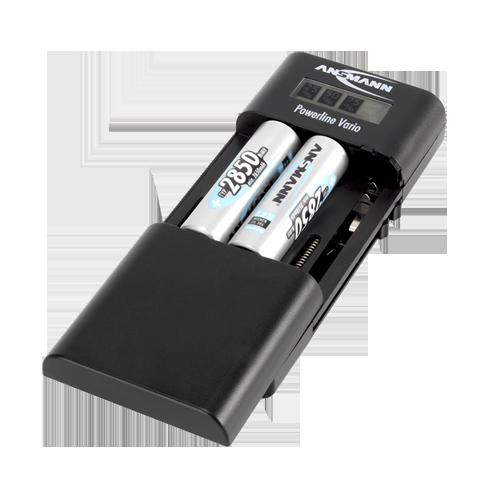 Ansmanna pro Li-Ion baterie